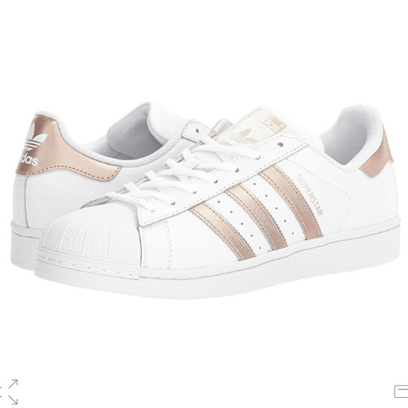 Adidas Originals Superstar Copper